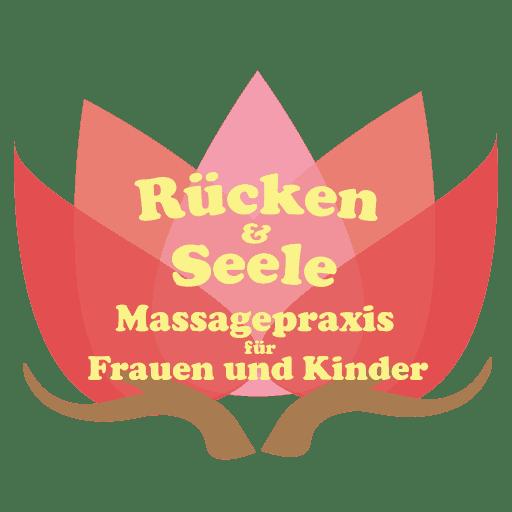 ruecken und seele massage praxis logo