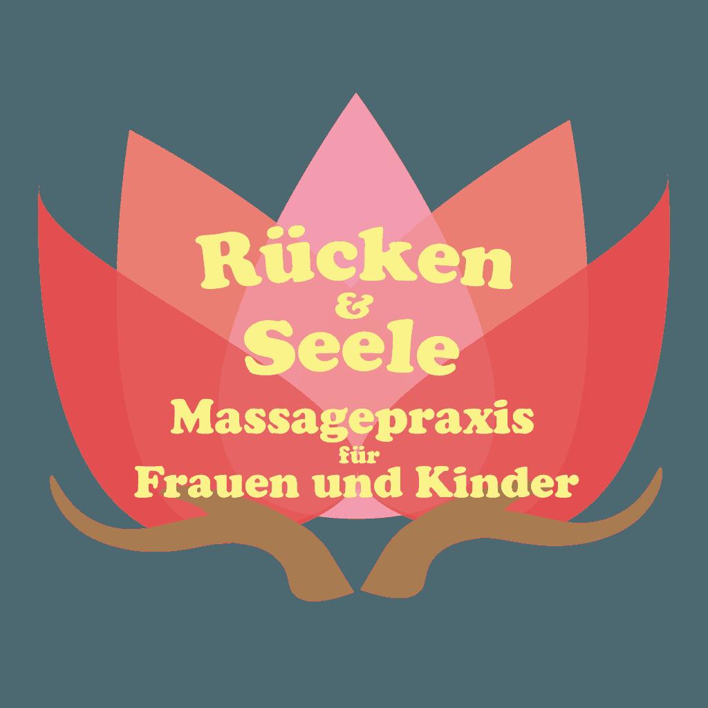 Rücken und Seele Massagepraxis für Frauen und Kinder Logo